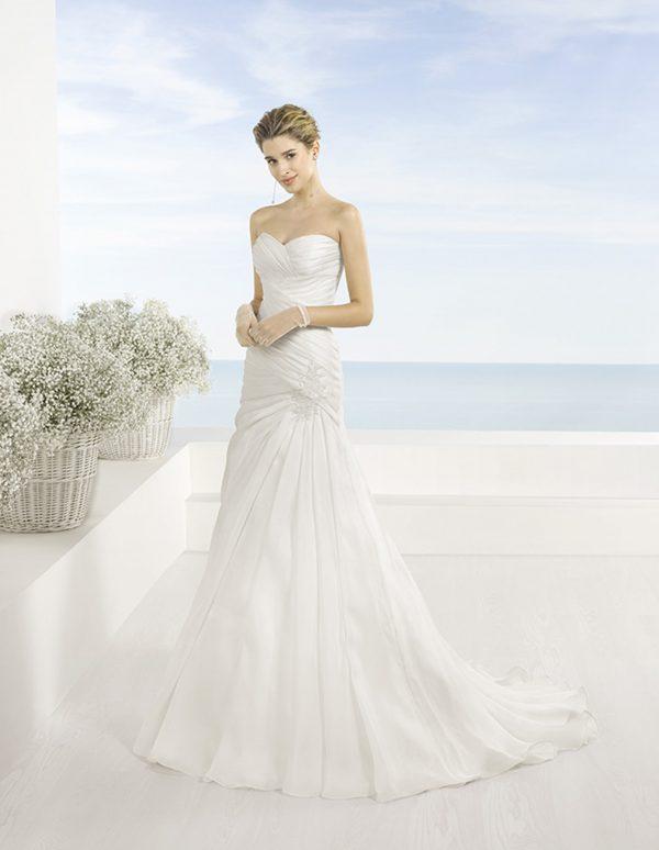 traje de novia de luna novias