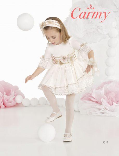 vestido niña elegante