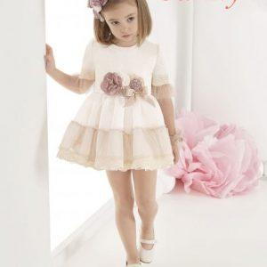 vestido elegante arras