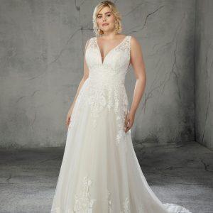 vestido blanco boda